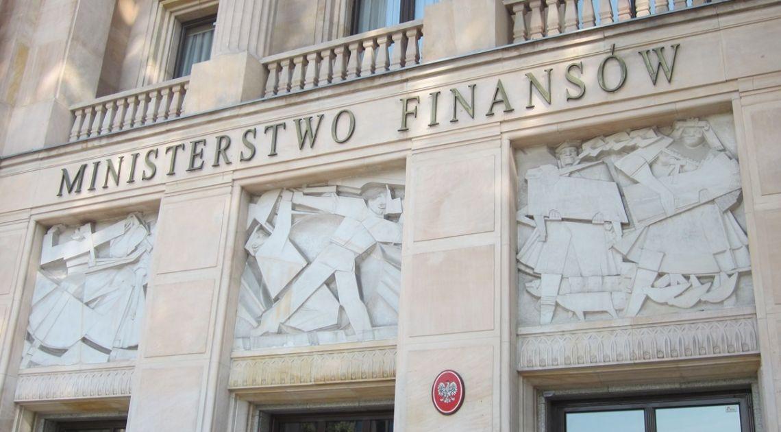 Wiceminister finansów odwołany ze stanowiska po niefortunnej wypowiedzi