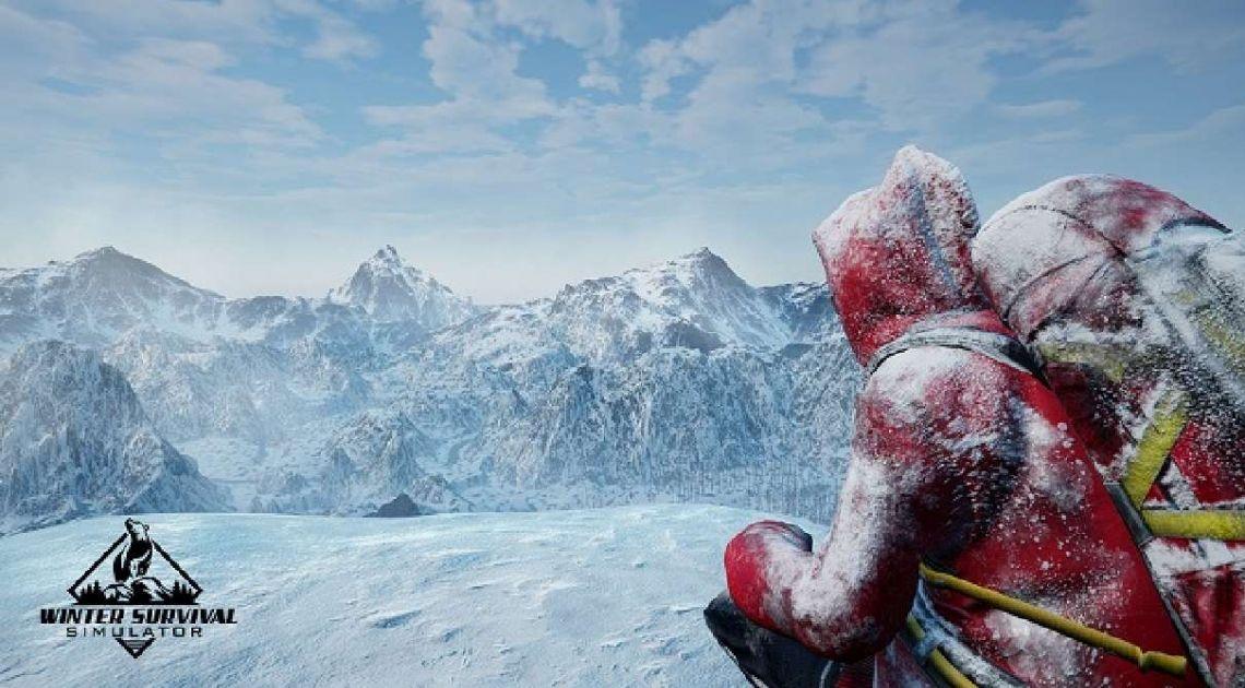 Winter Survival Simulator autorstwa DRAGO entertainment na TOP Wishlist platformy Steam!