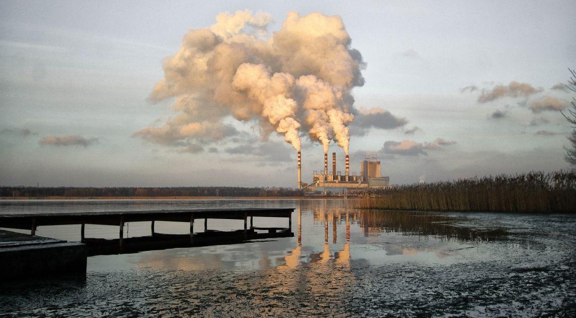 elektrownia enea smog