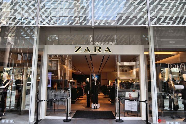 Właściciel marki Zara planuje zamykać sklepy