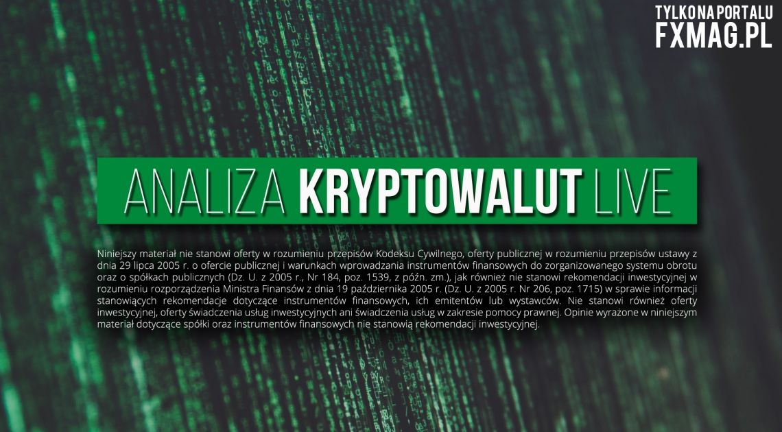 Wracamy do hossy na bitcoinie? | Analiza techniczna kryptowalut LIVE [16.04]