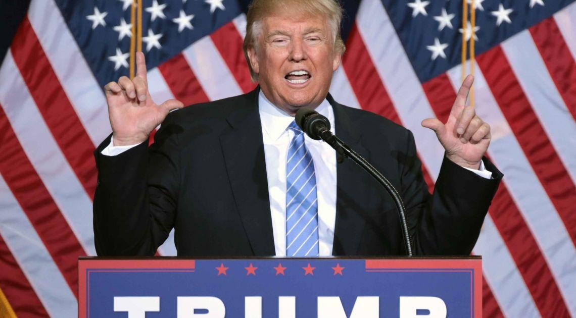 donald trump Wszystkie wojny Trumpa USA Stany Zjednoczone