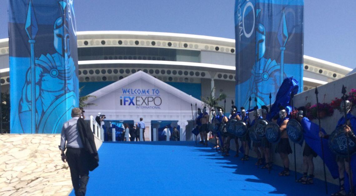 Wystartowały targi iFX EXPO International 2016