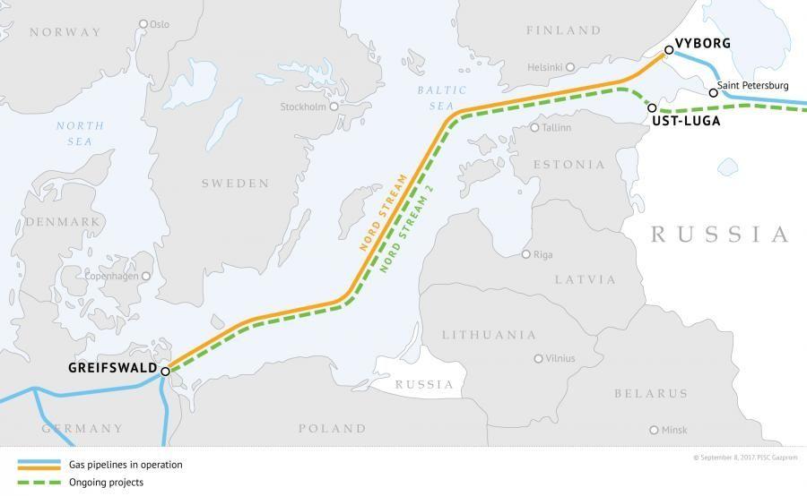 Zamieszanie wokół Nord Stream 2 - Gazprom, UOKiK, Rosja, USA i polskie interesy. O co w tym chodzi?