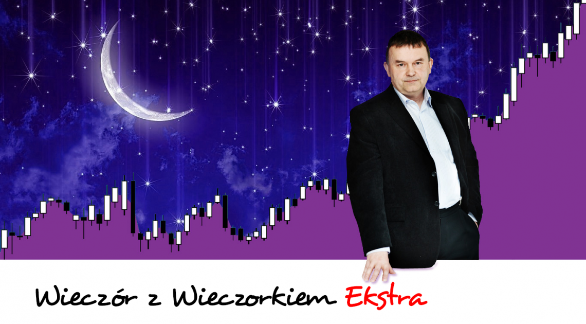 """Zapraszamy na """"Wieczór z Wieczorkiem Ekstra"""" - [23.05 20:00]"""