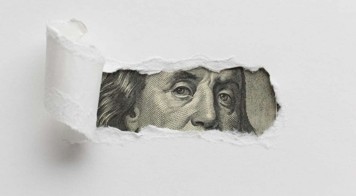 Zaskakujące dane z USA napędzają notowania dolara USD