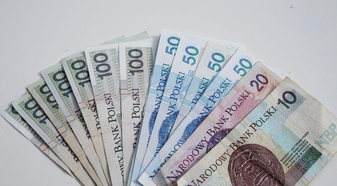 Zawahanie na złotówce? Jak zachowuje się kurs dolara, euro, franka i funta?