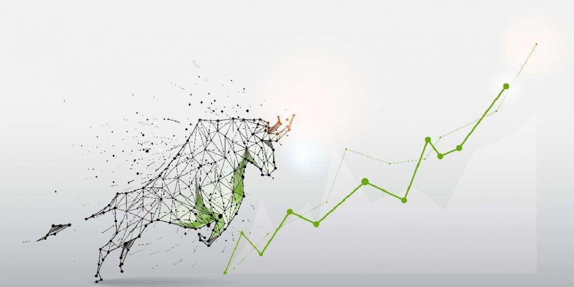 Zielono na indeksach giełdowych: dobre perspektywy dla gospodarek UE - dobre dane również na Wyspach!