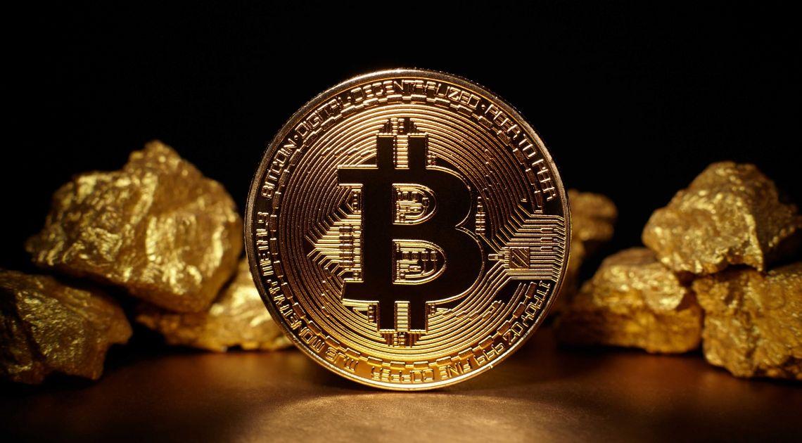 Złoto Bitcoin