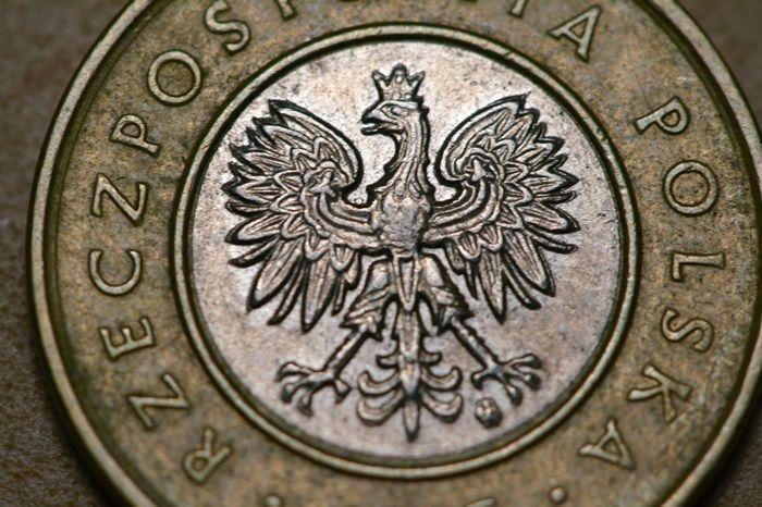 Złoty umacnia się względem dolara i euro