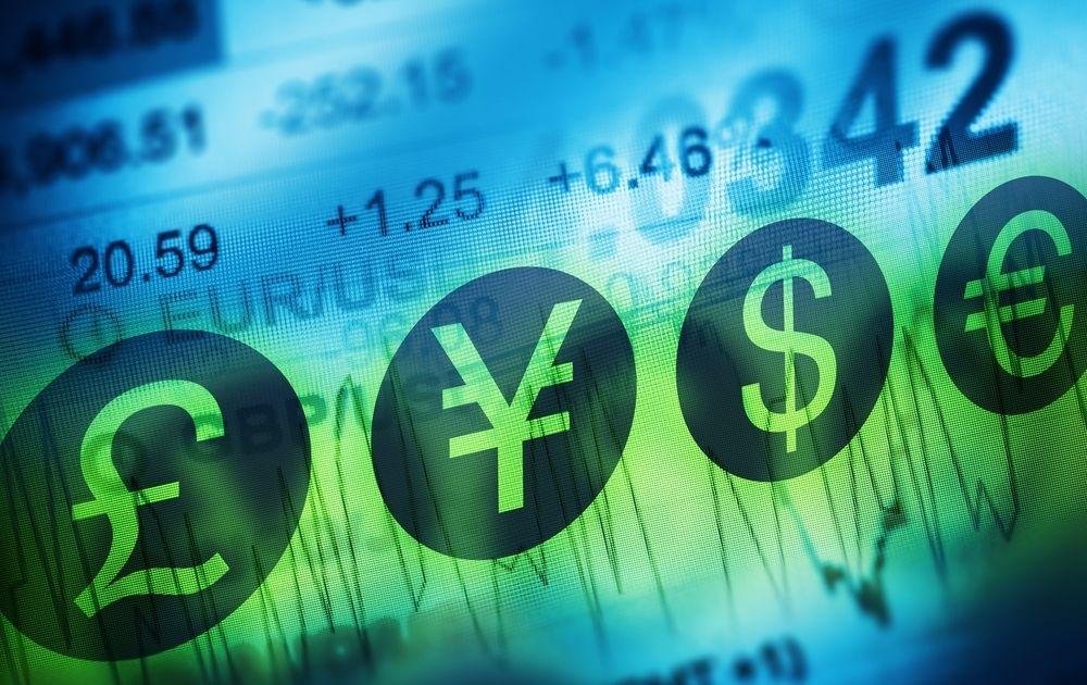 Zmienność na Forex - JPY (jen japoński), AUD (dolar australijski)
