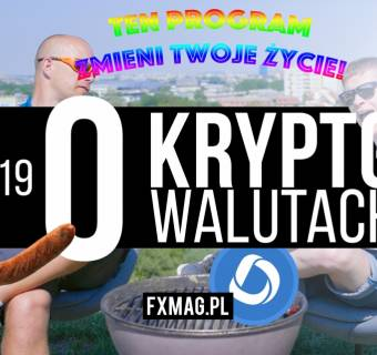 19. O kryptowalutach - Grill i rozmowa o DasCoinie nad przepaścią