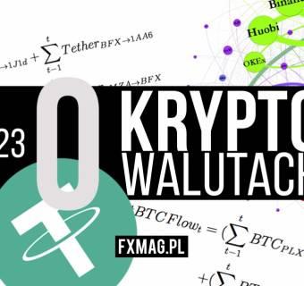23. O kryptowalutach - Tether, czyli prawie dolar i prawie krypto w TOP 10