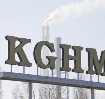 Afera korupcyjna w KGHM (na razie) nie martwi inwestorów. Znamy oświadczenie spółki