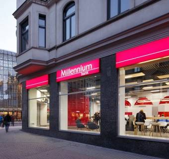 Bank Millennium z wynikami finansowymi za 1 półrocze 2019 r. Przybywa klientów i rośnie sprzedaż