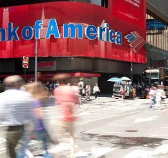 Bank of America przedstawia wyniki finansowe za I kwartał 2021 r. Zysk dwukrotnie wyższy!