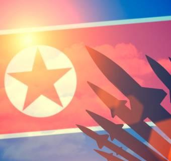 Bitcoin (BTC) finansuje północnokoreański program rakietowy