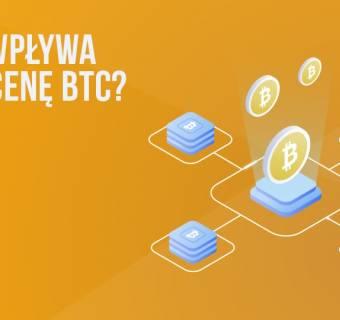 Co wpływa na wzrosty bitcoina (BTC) | #7 Kurs Bitcoina od Zera