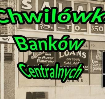 Czy wiedziałeś, że banki centralne też biorą chwilówki?