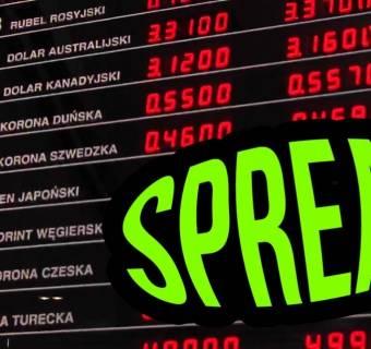 Czym jest spread na rynku forex? Spread walutowy i nie tylko