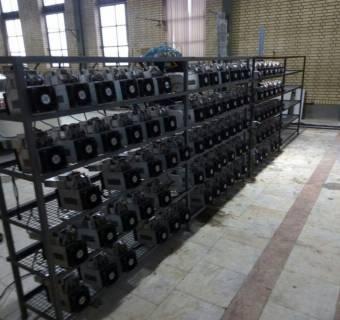 Irańskie władze konfiskują nielegalnie działające koparki kryptowalut
