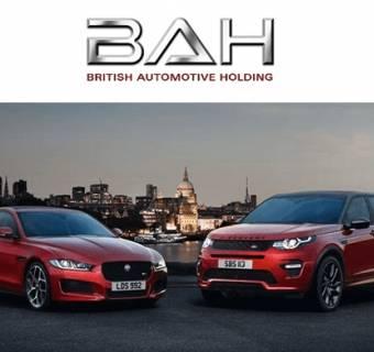 Jaguar i Land Rover rezygnują z polskiego importera. Kurs British Automotive Holding nurkuje