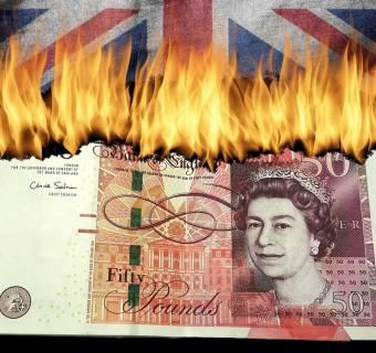 Jakie perspektywy ma kurs funta (GBP/USD) po decyzji w sprawie stóp procentowych w Wielkiej Brytanii?