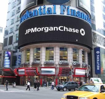 JP Morgan przedstawia wyniki za III kwartał 2021 r. Bank odzyskał duże środki z rezerwy