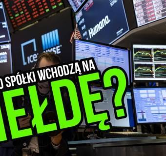 Korzyści z wejścia spółki akcyjnej na giełdę. Dlaczego firmy chcą być notowane na GPW?