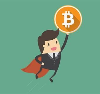 Kurs bitcoina (BTC) z łatwością przebija 10 tys. dolarów