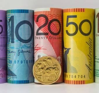 Kursy walut - funt traci, a dolar australijski opiera się słabym danym z gospodarki Chin
