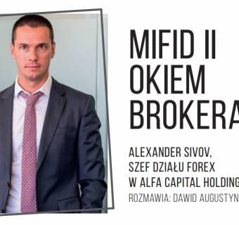 MIFID II okiem brokera