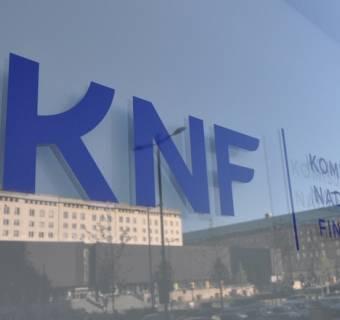 Oświadczenie KNF na temat 40mln złotych od Czarneckiego - informacja jest nieprawdziwa!