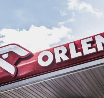 PKN Orlen wciąż spada, mimo dobrych wyników finansowych