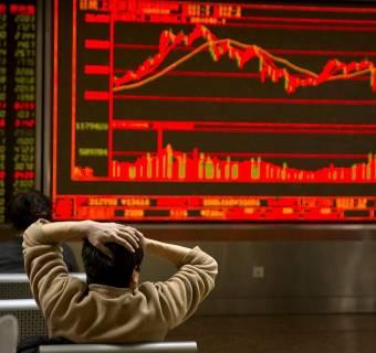 Rzeź na GPW - WIG20 najniżej od 11 lat, panika ogarnęła cały rynek
