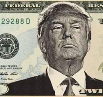 Trump: Bitcoin (BTC) to nie pieniądz, a dolar jest najbardziej wiarygodną walutą świata