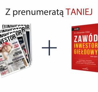 Zawód inwestor giełdowy. Nowe ujęcie - książka w promocyjnej cenie