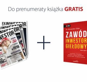 Zawód inwestor giełdowy. Nowe ujęcie - PROMOCJA