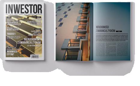 E-wydanie 21 numeru magazynu INWESTOR