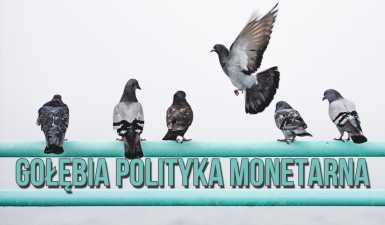 Gołębia polityka monetarna