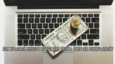 Jak spłacać kredyt w walucie obcej, żeby nie przepłacać?