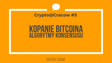 Zabezpieczenia sieci Bitcoin i kopanie (mining)